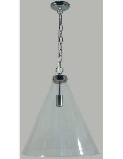 Bistro Glass light