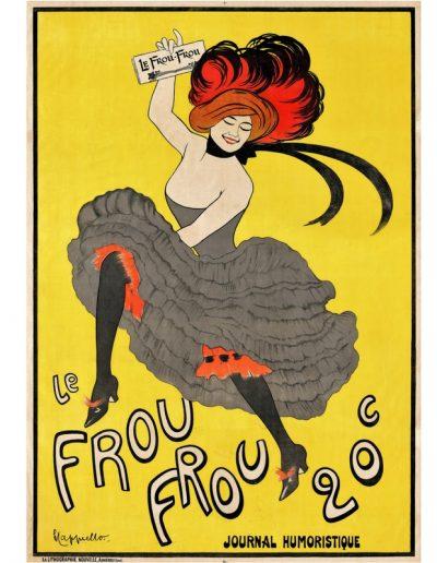 FROU-FROU YELLOW- 800X800