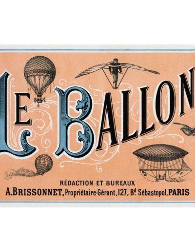 LE BALLON - 800X800
