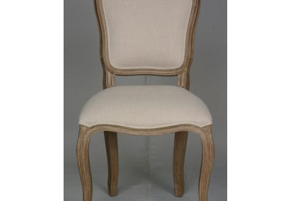 Louis Dining Chair Tan