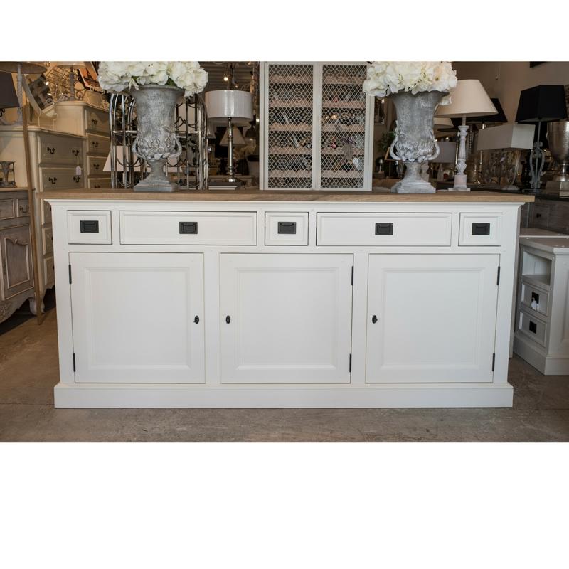 Sideboards buffets fleur furniture for Sideboard 250 cm