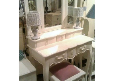 Vanity French provincial