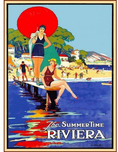 Summertime Riviera
