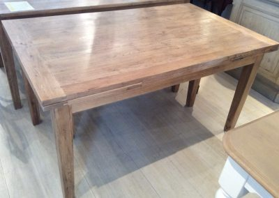 Dining Table Oak 150 cm - with extension 240 cm-$1750-
