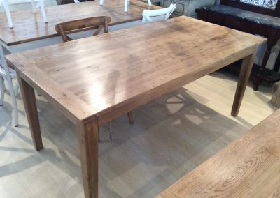Oak Dining Table -Rectangular