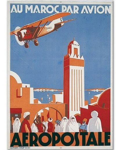 Aviation - Aeropostale Maroc