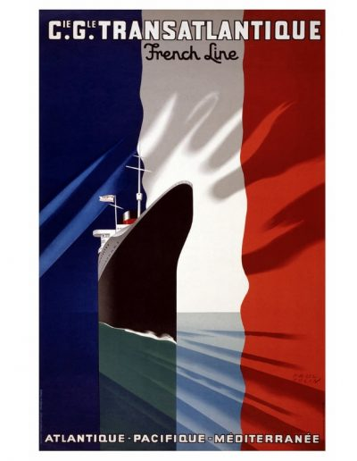 Ships-French Line