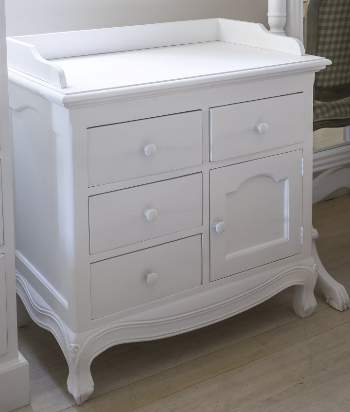 French Style Baby Cots Fleur Furniture